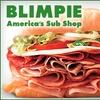 Blimpie - Hudsonville: $4 for $8 Worth of Deli Fare at Blimpie