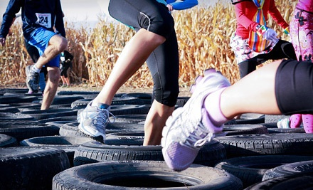 Farm Man Challenge on Sat., Oct. 27 at 9AM: 1 Admission (a $35 value) - Farm Man Challenge in Meridian