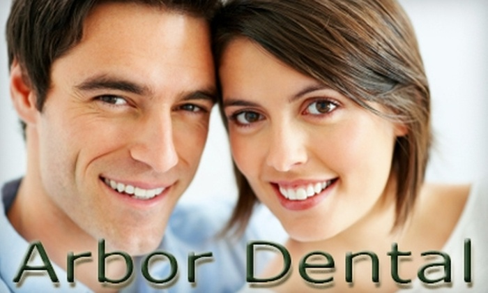 Arbor Dental - Allen: $97 for a Dental Exam, X-Rays, Cleaning, and a Take-Home Teeth Whitening Kit at Arbor Dental in Ann Arbor (Up to $440 Value)
