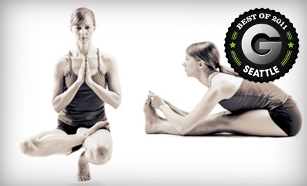 1-Month of Unlimited Hot Yoga (a $135 value) - Bikram Yoga Seattle in Seattle