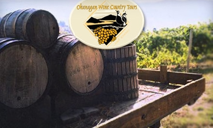 Okanagan Wine Country Tours - Kelowna: $135 for Two Passes to the A Day on Naramata Bench Tour from Okanagan Wine Country Tours ($270 Value)
