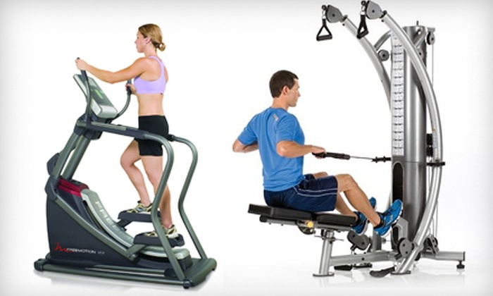 Flaman Fitness - Westbank: $25 for $50 Toward Exercise Equipment or $100 for $500 Toward Any Treadmill at Flaman Fitness