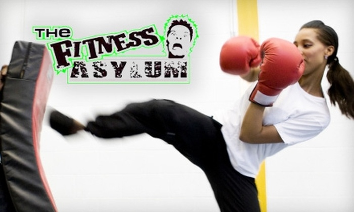 The Fitness Asylum - Bay View: $20 for a Fitness-Class Sampler at The Fitness Asylum