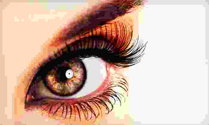 Walman Eye Center - Multiple Locations: Laser-Lift Package for Upper- and Lower-Eyelid at Walman Eye Center (Up to Half Off). Three Options Available.