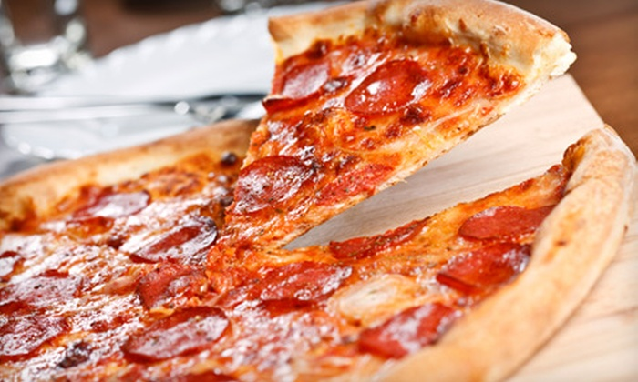 The Pizza Loft - Fort Lauderdale: $10 for $20 Worth of Pizza and Italian Fare at The Pizza Loft in Davie