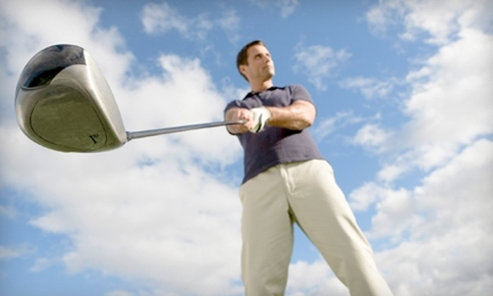Dream Valley Golf Course - Buffalo: $29 for Two Rounds of Golf with a Cart at Dream Valley Golf Course (Up to $65 Value)