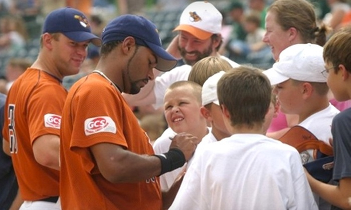 Gateway Grizzlies - Sauget: $25 for Membership to the Izzy's Kids Club Program of the Gateway Grizzlies in Sauget