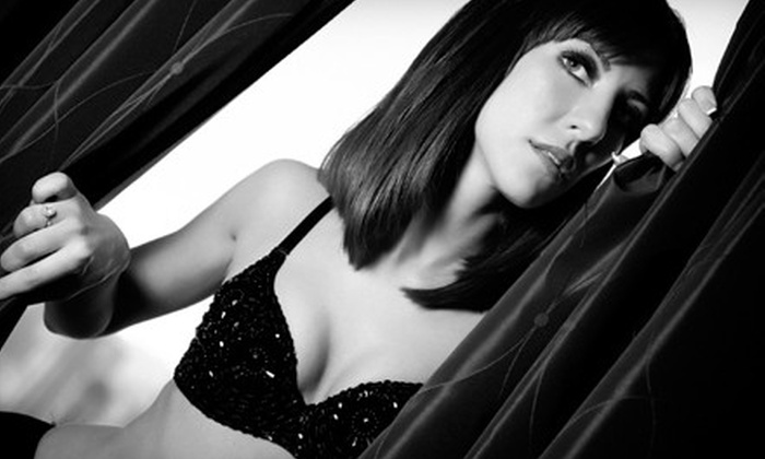 Sharp Images Photography - Central Industrial District: $149 for an In-Home Boudoir-Photography Package from Sharp Images Photography ($570 Value)