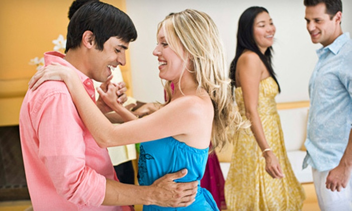 Salsa N Seattle - Belltown: 4 or 10 Zumba, Hip-Hop, or Salsa Classes at Salsa N Seattle (Up to 56% Off)