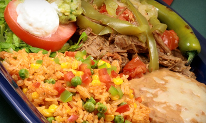 El Campesino - South Side: $10 for $20 Worth of Mexican Cuisine at El Campesino