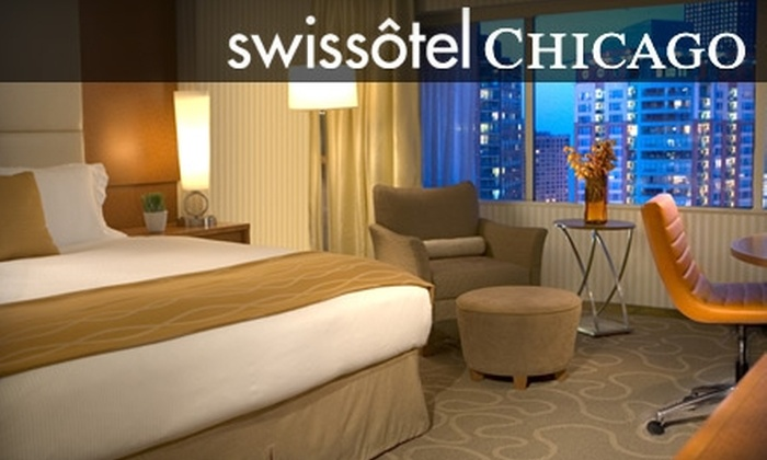 Swissôtel Chicago - Loop: $120 for a One Night Stay in a Classic Room at Swissôtel Chicago (Up to $249 Value)