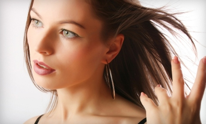A New Bellissima Day Spa - Central Escondido: $35 for $75 Worth of Hair Services at A New Bellissima Day Spa in Escondido