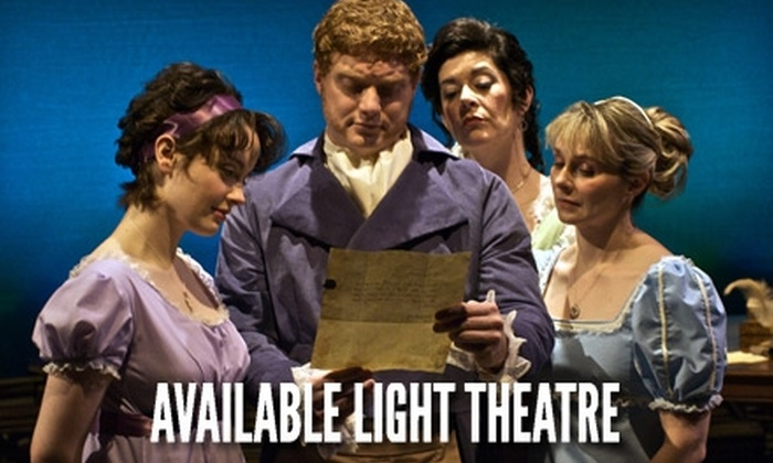 Available Light Theatre - Columbus: $49 for a Five-Pack of Flex Tickets to Upcoming Available Light Theatre Performances ($99 Value)