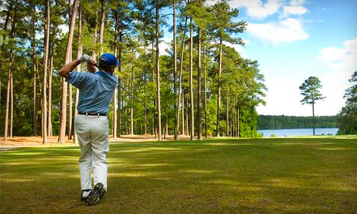Cheraw State Park Golf Course - Cheraw: Winter or Peak Season Golf Outing for Two or Four at Cheraw State Park Golf Course (Up to 65% Off)