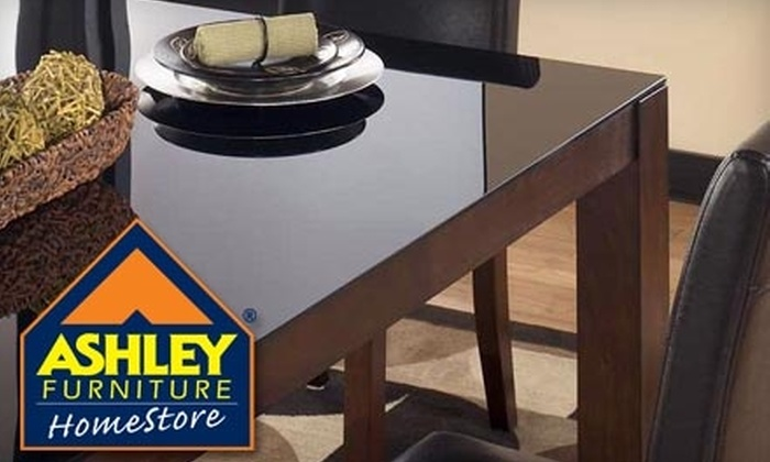 Ashley Furniture HomeStore - Multiple Locations: $25 for $100 Worth of Furniture at Ashley Furniture HomeStore. Choose from Three Locations.