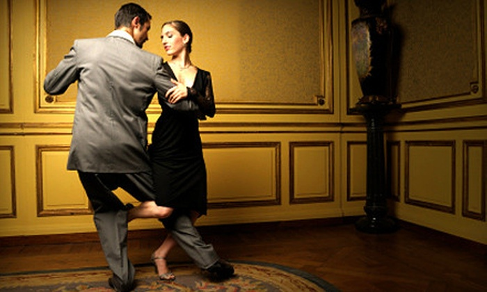 Gryphon Fitness Studio - Anaheim Hills: $29 for Six One-Hour Argentine Tango or Salsa Lessons at Gryphon Fitness Studio in Placentia (Up to $60 Value)