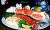 Alex's Seafood Restaurant & Clam Bar - New Castle: $20 for $40 Worth of Seafood and Drinks at Alex's Seafood Restaurant & Clam Bar in New Castle