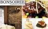 Bonsoiree Restaurant - Bucktown: $20 for Tasting at Bonsoirée, Plus 25% Off Catering