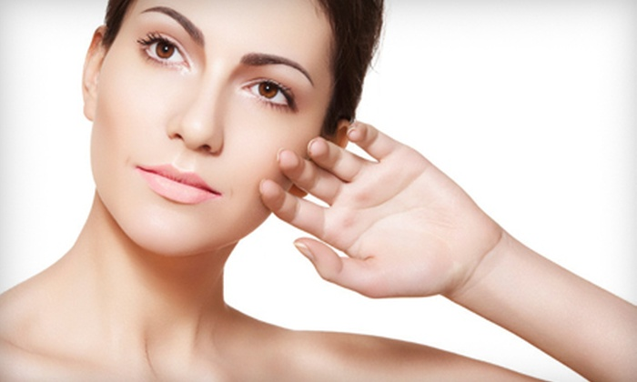 Age Less Medi Spas - Victoria: $59 for a 30-Minute Skin Fitness Facial Peel at Age Less Medi Spas ($125 Value)