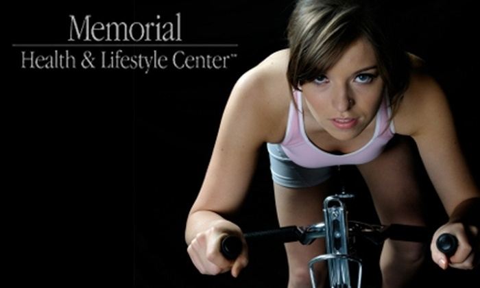 Memorial Health and Lifestyle Center - South Bend: $40 for a One-Month Membership to Memorial Health & Lifestyle Center (Up to $80 Value)