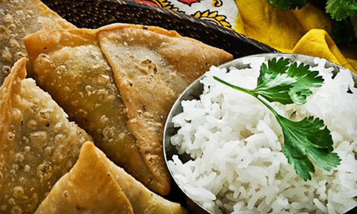 Taj Mahal Indian Cuisine - Parmer Square: $9 for $18 Worth of Indian Dinner Fare at Taj Mahal Indian Cuisine