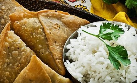 $18 Groupon to Taj Mahal Indian Cuisine - Taj Mahal Indian Cuisine in Austin