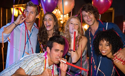 New Year's Eve Party Package (a $30 value) - The Black Hammock in Oviedo