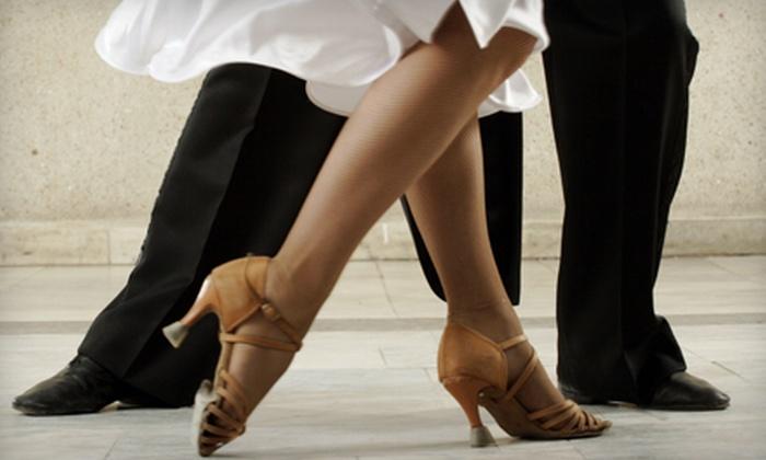 Avanti Ballroom - East Colorado Springs: $12 for Four Drop-In Dance Classes at Avanti Ballroom ($28 Value)