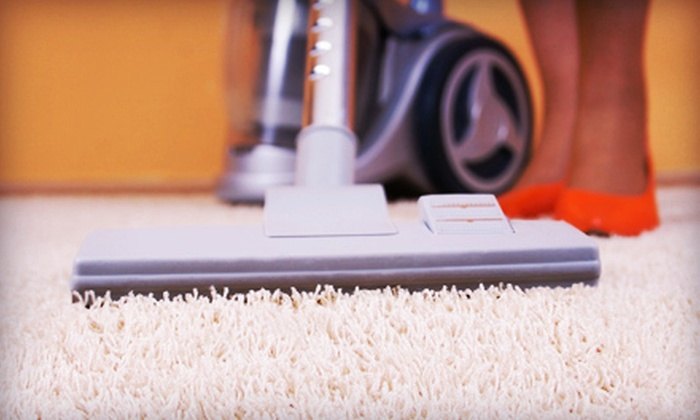 Pinnacle Carpet Care - Lincoln: $59 for Carpet Cleaning for Three Rooms from Pinnacle Carpet Care ($324 Value)