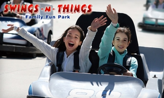 Swings-N-Things Family Fun Park - Olmsted Falls: $13 for a One-Day Pass to Swings-N-Things Family Fun Park in Olmsted Township