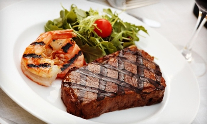 The Cork & Cleaver - Waynesville: $20 for $40 Worth of Steakhouse Cuisine at The Cork & Cleaver