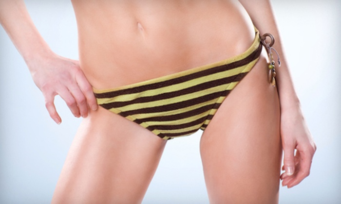 Up Close Beauty, Max - Southbelt/ Ellington: One or Three Brazilian Bikini Waxes at Up Close Beauty, Max