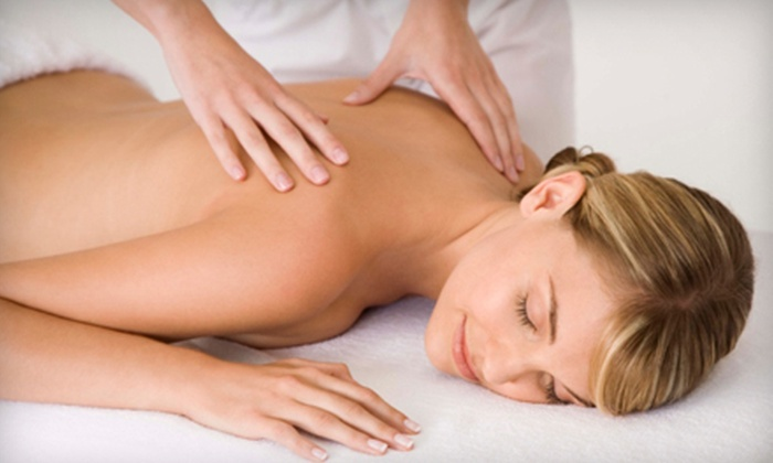 Lynette Sciulli Day Spa - Westlake: Spa Package, Manicure, Men's Haircut, or Facial at Lynette Sciulli Day Spa in Westlake (Up to 57% Off)