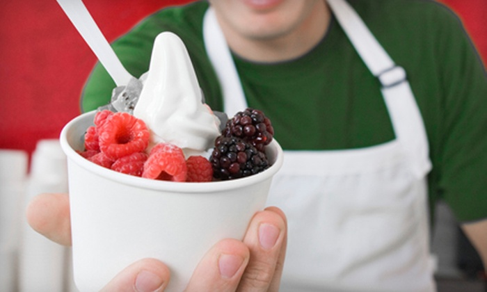 A Cup of Yo - Multiple Locations: $5 for $10 Worth of Frozen Yogurt at A Cup of Yo
