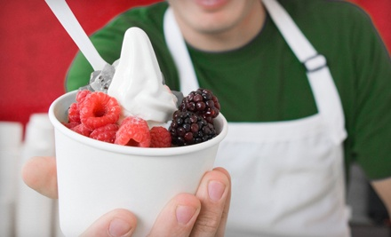 $10 Groupon to A Cup of Yo - A Cup of Yo in Lubbock