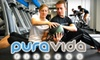 Pura Vida Fitness - First Ward: $18 for Three-Month Membership to Pura Vida Fitness
