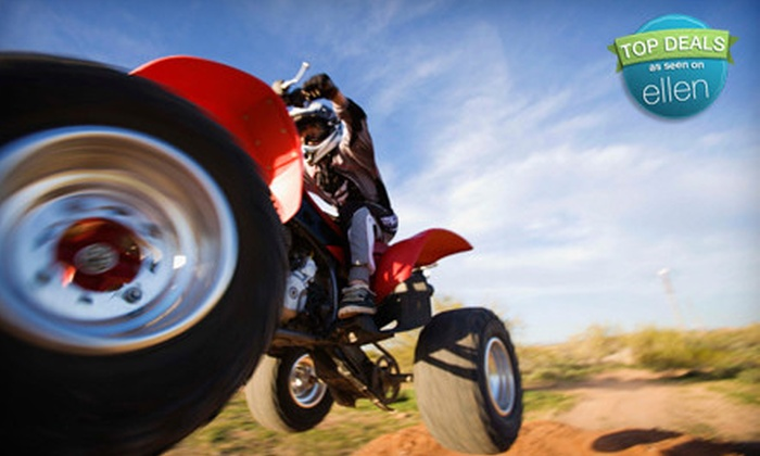 Sin City ATV Rentals - Lynbrook: $89 for Two-Hour ATV Tour of Valley of Fire from Sin City ATV Rentals ($185 Value)