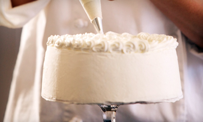 Sinful Things Gourmet Desserts - Froelich Addition,Downtown Sioux Falls: $20 for a Champagne Cake at Sinful Things Gourmet Desserts ($40 Value)