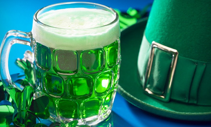 Pubcrawls.com - Virginia Highland: Two-Day All-Access Outing to a St. Patrick's Day Pub Crawl for One, Two, or Four from Pubcrawls.com (Up to 61% Off)