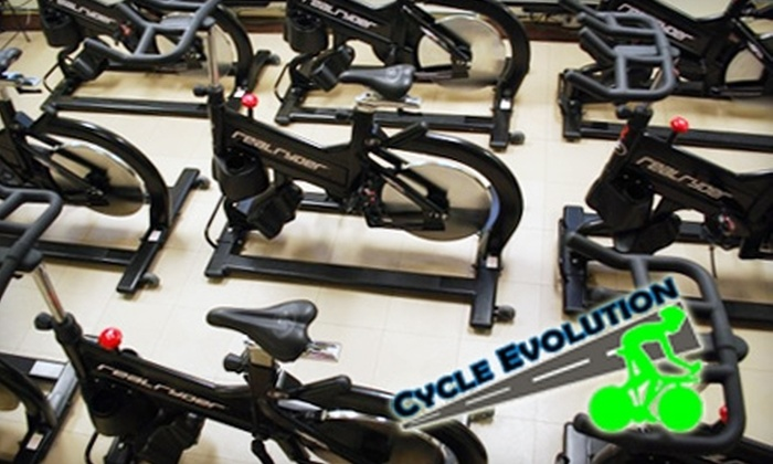 Cycle Evolution - East Islip: $37 for Five RealRyder Indoor Cycling Classes at Cycle Evolution in East Islip