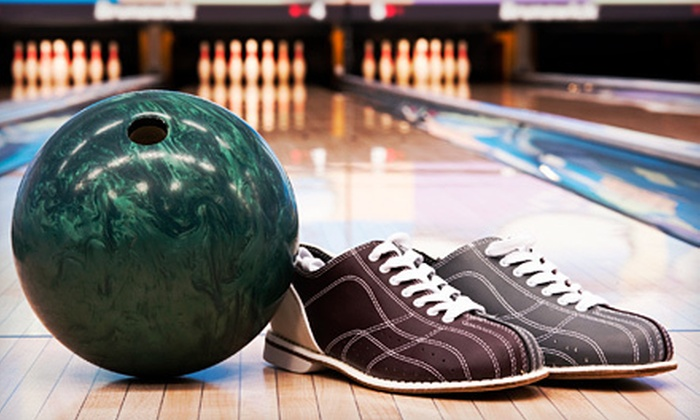 Z-Bowl - Tupelo Ridge: Two Hours of Bowling with Pizza and Soda for Four or Six at Z-Bowl in Mebane (Up to 59% Off)