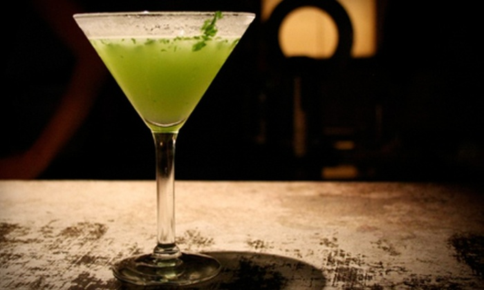 Mint and 820 - Eliot: $15 for $30 Worth of Pan-American Bistro Fare and Upscale Drinks at Mint and 820