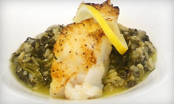Nostos Restaurant - Vienna: Upscale Greek Fare for Lunch or Dinner at Nostos Restaurant in Vienna