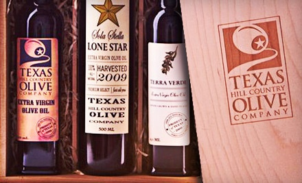 Texas Olive Store at Texas Hill Country Olive Company - Texas Olive Store at Texas Hill Country Olive Company in Dripping Springs