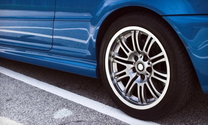 Fox Plaza Tire & Auto Service - Southeast Memphis Betterment Association: $29 for Oil Change and Tire Rotation at Fox Plaza Tire & Auto Service ($59.95 Value)