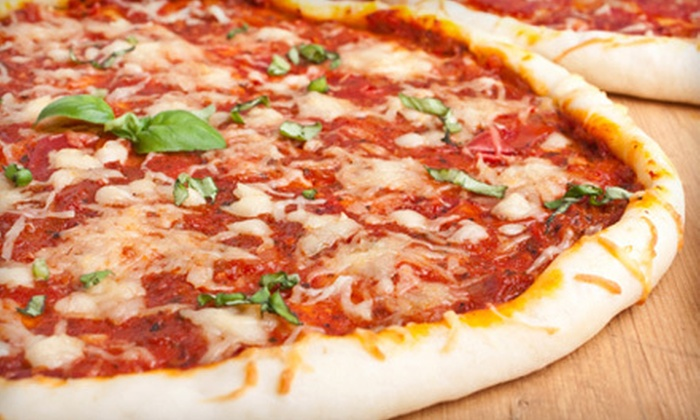 Gambino's Pizza - Fairfield Place: $10 for $20 Worth of Pizza and Drinks at Gambino's Pizza in Cypress