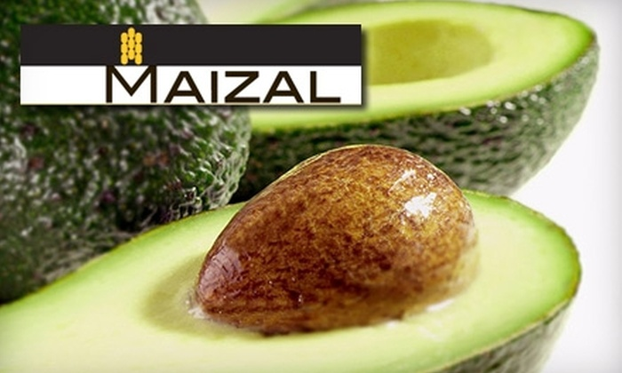 Maizal Restaurant - Rosebank: $15 for $30 Worth of Authentic Mexican Fare at Maizal Restaurant
