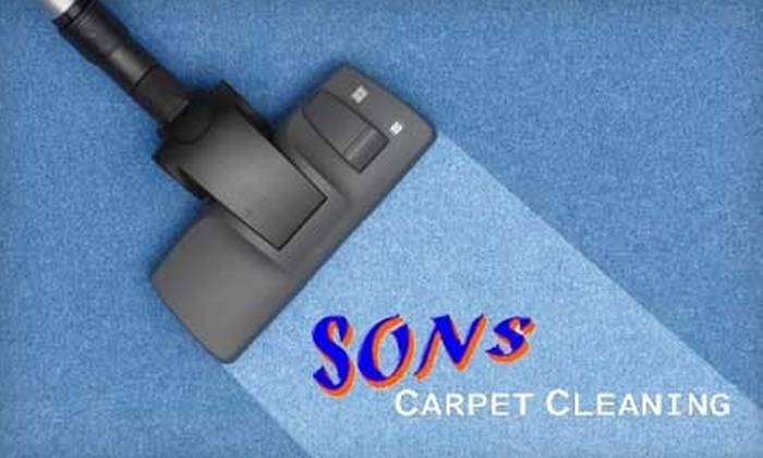 SONS Carpet Cleaning - Portland: $72 for Up to 400 Square Feet of Carpet Cleaning from SONS Carpet Cleaning (Up to $144 Value)
