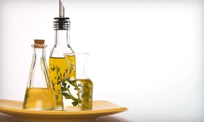 Viva Oliva - Lower State: $10 for $20 Worth of Gourmet Olive Oil and Vinegar at Viva Oliva