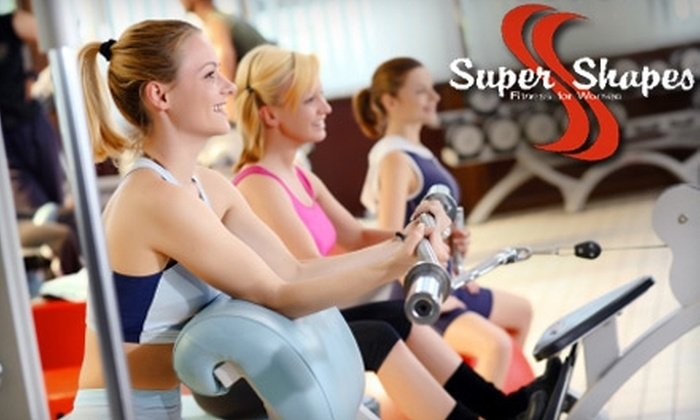 Super Shapes - North Park: $29 for 29 Days of Unlimited Classes, Personal Training Package, and More at Super Shapes ($315.99 Value)